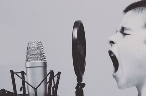 Call for projects │Associations │ Microphone│Sound